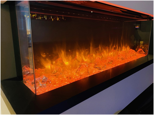 Four Great Reasons People Buy Electric Fireplaces - Embers ... on Embers Fireplaces & Outdoor Living id=18212